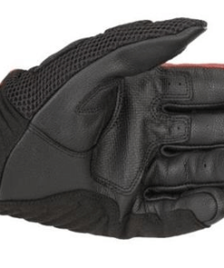 ALPINESTARS RIO HONDA AIR GLOVES: Black / Red