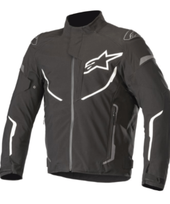 ALPINESTARS T-FUSE SPORT SHELL WATERPROOF JACKET: Black