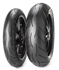 METZELER SPORTEC M5 INTERACT REAR 190/50 ZR 17 M/C (73W) TL TYRES / TIRES