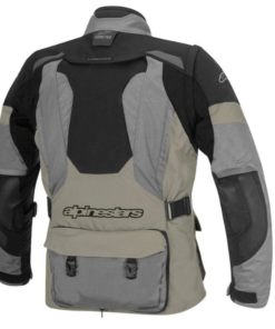 Alpinestars Durban Gore-Tex Jacket: Grey / Black / Sand