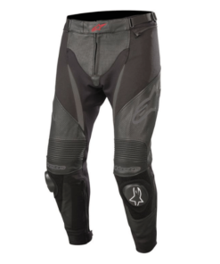 ALPINESTARS SPX AIRFLOW PANT - LEATHER / MESH: Black