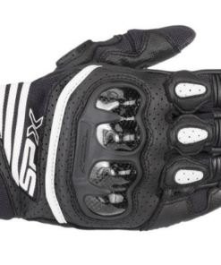 ALPINESTARS SP X AIR CARBON V2 GLOVES: Black