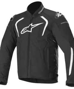 ALPINESTARS T-GP PRO V2 JACKET: Black