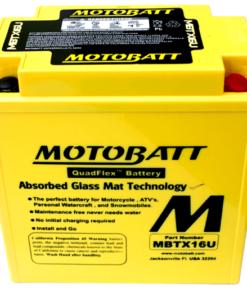 MOTOBATT MBTX16U BATTERY