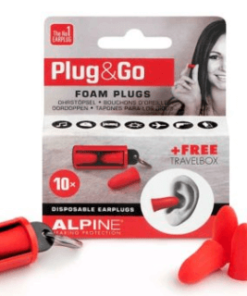 ALPINE PLUG AND GO FOAM PLUGS