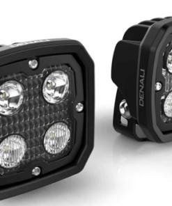 DENALI D4 v2.0 TRIOPTIC AUXILIARY LED LIGHTS