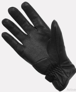 MACNA BOLD GLOVES: Black