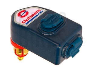 OPTIMATE O-105 DIN DUAL USB ANGLED CHARGER