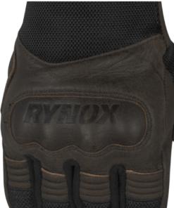 RYNOX URBAN MOTOSPORTS GLOVES: Brown