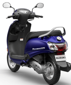SUZUKI ACCESS 125 DRUM SCOOTER
