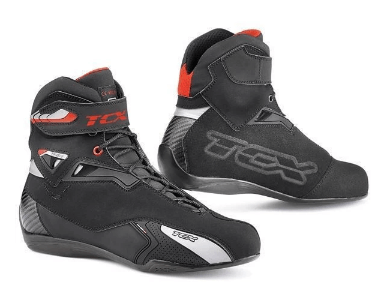 TCX RUSH WATERPROOF BOOTS: Black