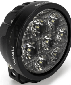 DENALI D7 AUXILIARY LED LIGHTS SET OF 2: 15330 RAW LUMENS