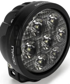 DENALI D7 AUXILIARY LED LIGHTS SET OF 2: 15330 RAW LUMENS