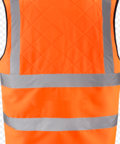 INUTEQ BODYCOOLING VEST 2BSAFE INNER JACKET: Orange