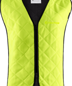 INUTEQ BODYCOOLING VEST BASIC INNER JACKET: Yellow
