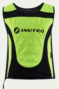 INUTEQ BODYCOOLING VEST PRO-A INNER JACKET: Yellow