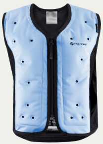 INUTEQ BODYCOOLING VEST SMART INNER JACKET: Blue