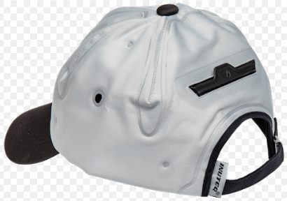 INUTEQ HEADCOOLING SMART CAP: Silver