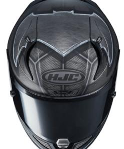 HJC RPHA 11 BATMAN DC COMICS MC5SF HELMETS: Black