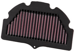 K&N AIR FILTER REPLACEMENT for GIXXER 750 and GSX- R600: SU-6006