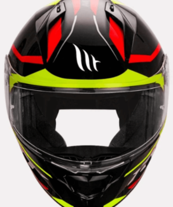 MT STINGER SUPRA GLOSS HELMETS: Red