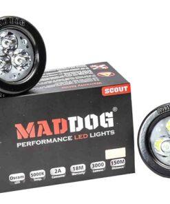 MADDOG SCOUT LIGHTS (3 LED)