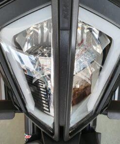 MADDOG HEADLIGHT CLAMPS: KTM Adventure 390
