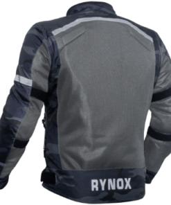 RYNOX URBAN X JACKET: Camo Blue