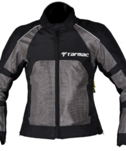 TARMAC DRIFTER L2 LADIES JACKET: Black / Grey