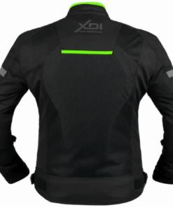 XDI OCTANE LEVEL 2 JACKETS: Black Green