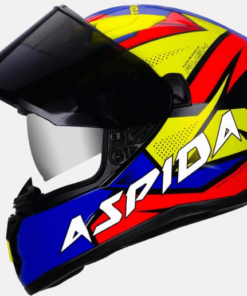 ASPIDA TOURANCE RUSH HELMET: Multicolor