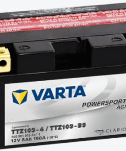 VARTA POWER SPORTS AGM BATTERY: TTZ10S-BS