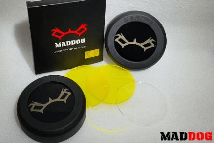 MADDOG AUX FILTER CAP: SCOUT - SCOUT X