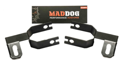 MADDOG FORK MOUNT CLAMPS: Classic / Bullet