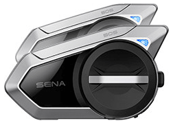SENA 50S BLUETOOTH HEADSET and INTERCOM SYSTEM: Dual Pack