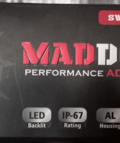 MADDOG WATERPROOF SWITCH PRO