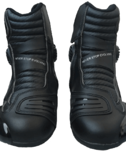 MOTOTECH RIDING BOOTS ASPHALT V2: Black