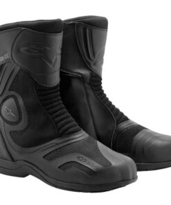 ALPINESTARS AIR PLUS GORE-TEX XCR BOOTS: Black