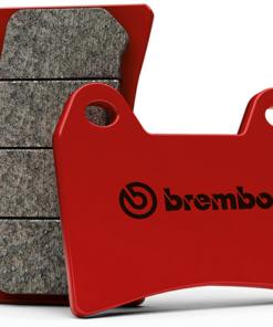 BREMBO FRONT BRAKE PADS 07HO50.SA: Honda