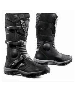 FORMA ADVENTURE BOOTS: Black