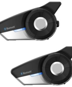 SENA 20S EVO MOTORCYCLE BLUETOOTH COMMUNICATION SYSTEM: Dual Pack