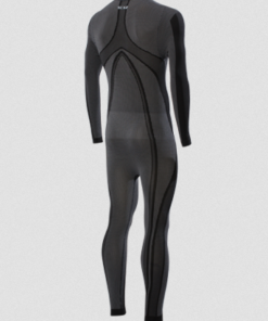 SIX2 STXL COMPLETE UNDERSUIT: Black Carbon